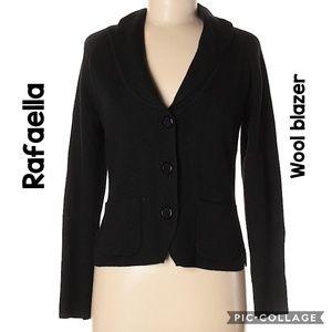 Rafaella women's blazer size M.